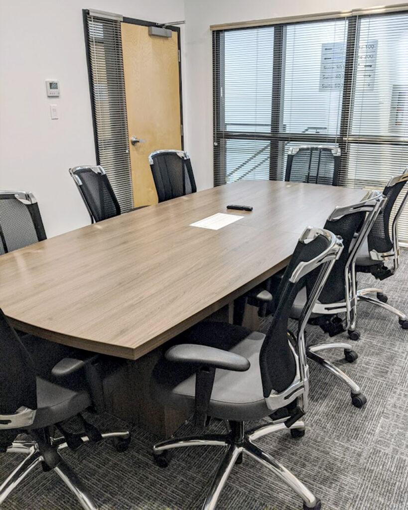 Aire commune : salle de conférence